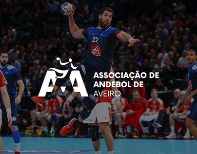 """Check out new work on my @Behance portfolio: """"Associação de Andebol de Aveiro""""…"""
