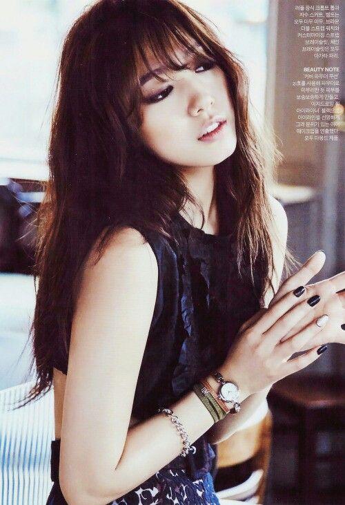 Park Shin Hye #InStyle