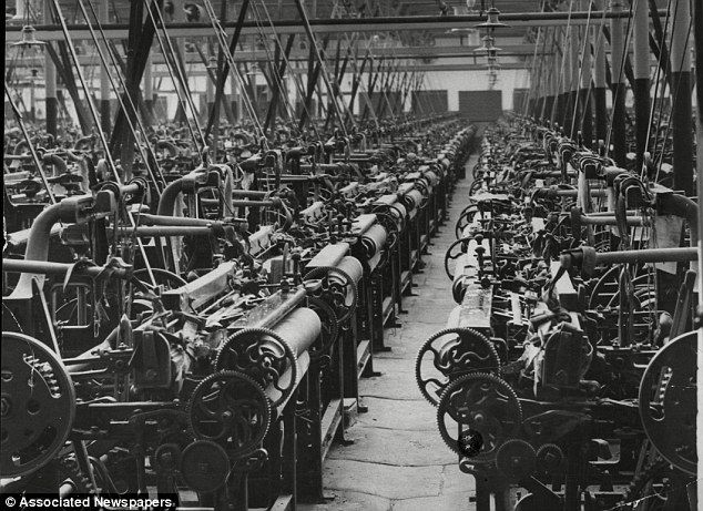 Industrial Revolution Mills 17 Best images about T...
