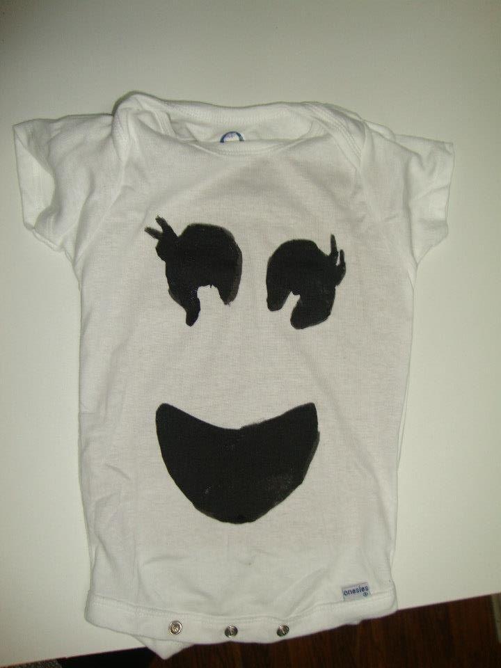 Ghost Onesie  $10