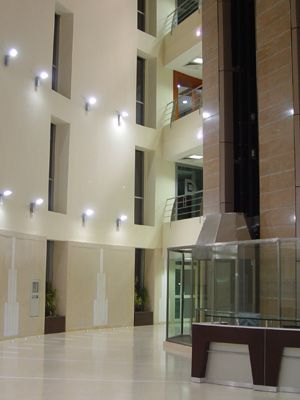 Looking for office space in Gurgaon? Our Gurgaon based business centre is located in Technopolis, near to DLF Golf Course, Main Sector Road- Sector 54. We have serviced office space capacity of 200 seats, meeting & conference rooms, hotdesking and virtual office support with all business amenities & support staff. Inquire online or call our representative to book serviced office space on rent.http://www.newbridgeoffices.com/locations.php