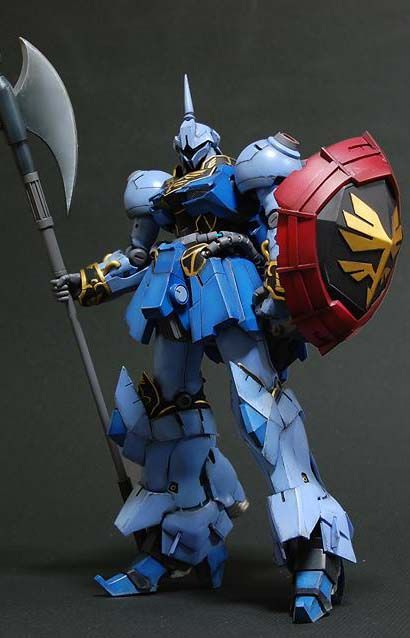 Custom Build: HGUC 1/144 Sigyanjyu [Mix] - Gundam Kits Collection News and Reviews