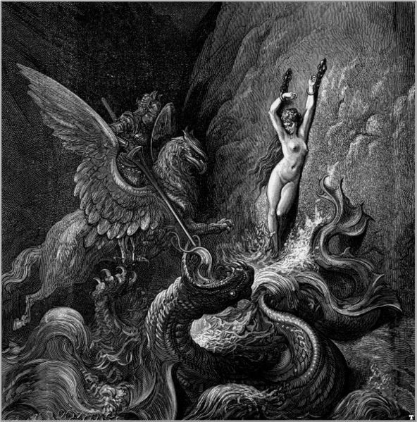 The Divine Comedy Gustave Doré
