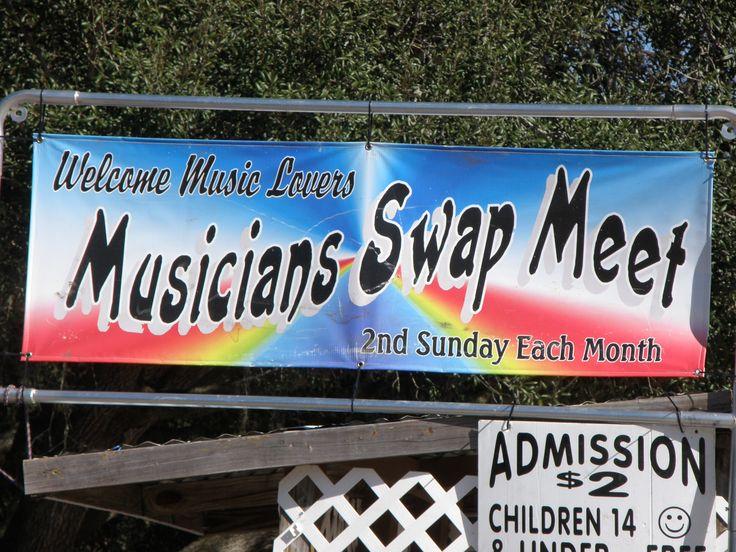 Near Mt. Dora is a massive swap meet and antique dealer