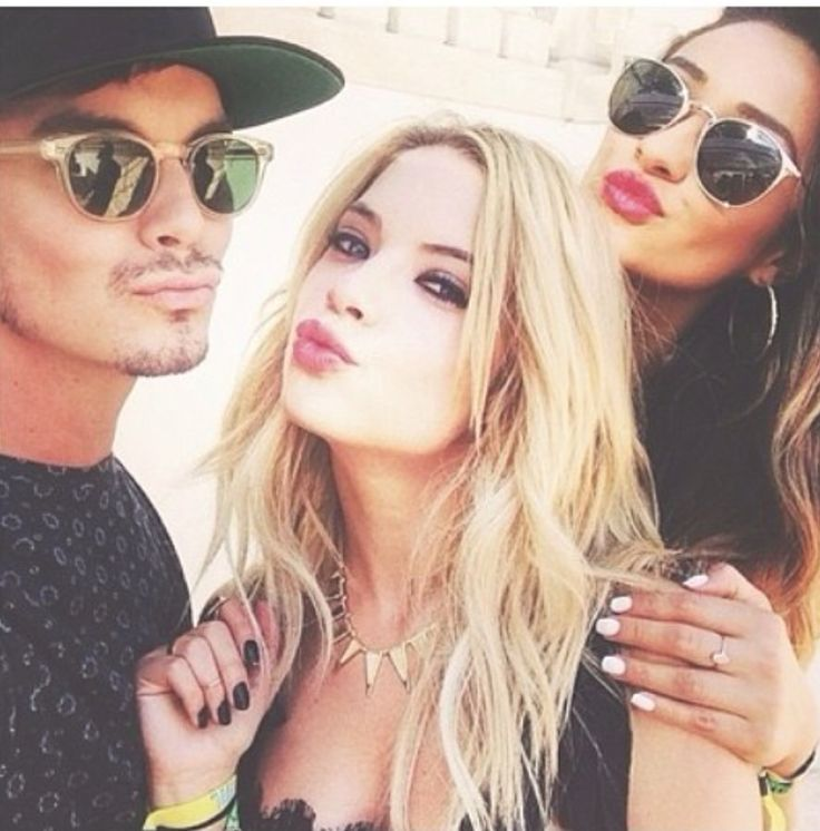 ty with ashley and shay