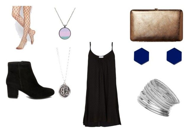 """""""25"""" by drile on Polyvore featuring Velvet, ASOS, Steve Madden, TravelSmith, Wolf & Moon and Miss Selfridge"""