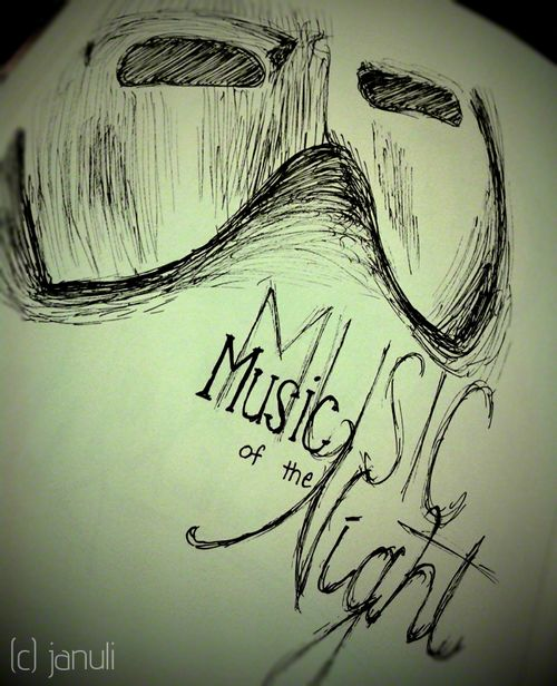 """The Music of the Night"" | The Phantom / Erik Solo | The Phantom of the Opera"
