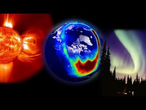 Aurora Alert: Solar Storm is Heading Towards Earth Today - The Sun Is Blank - YouTube