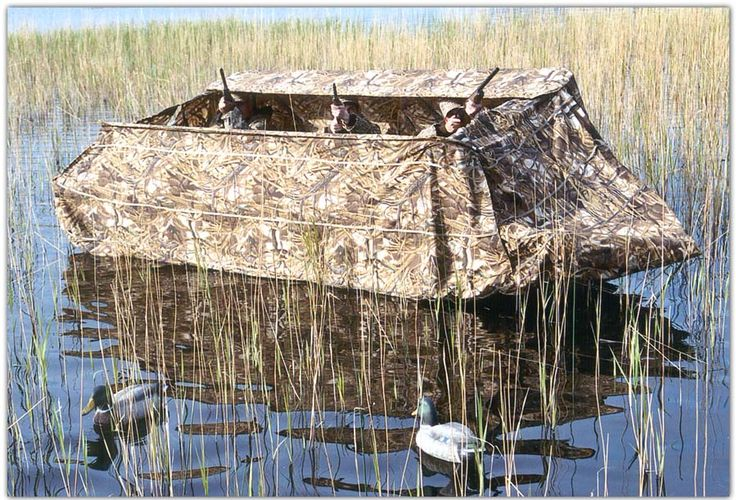 Duck Blinds When Considering A Duck Boat Blind Purchase