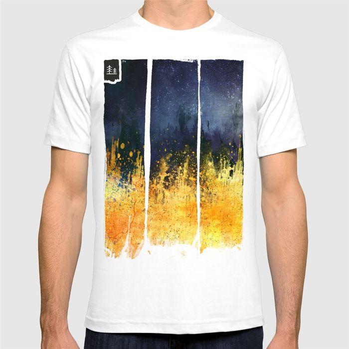 My burning desire T-shirt by HappyMelvin | Society6