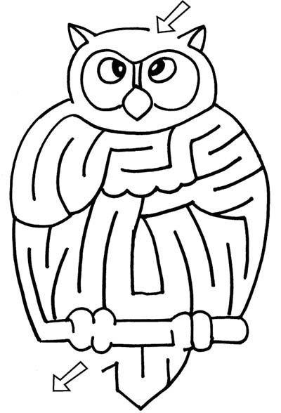 Actividades para niños preescolar, primaria e inicial. Plantillas con laberintos para imprimir para niños de preescolar y primaria.Laberintos. 19