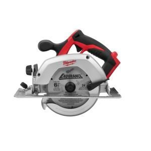 Milwaukee M18 18-Volt Lithium-Ion 6-1/2 in. Cordless Circular Saw (Tool-Only)-2630-20 - The Home Depot