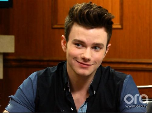 Chris Colfer: Larry King Now 11/20/15