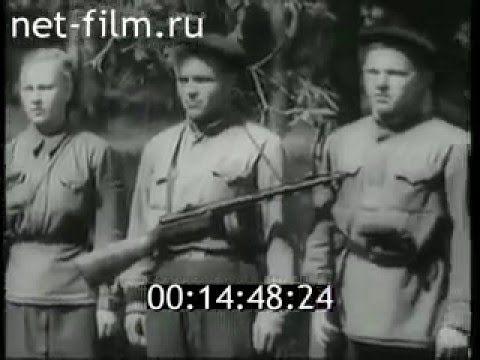 Народные мстители - 1943  Отечественный документальный фильм