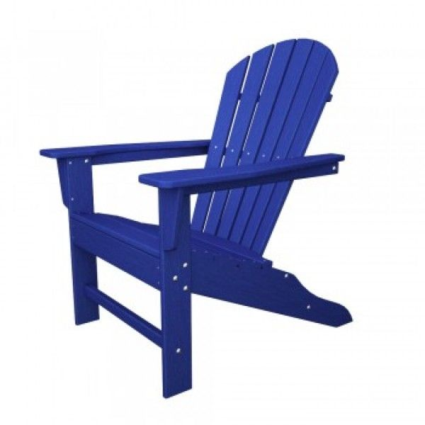 Our South Beach adirondack chair enhances every outdoor setting with its beautiful simplicity. This chair is designed with generous seating and a stylish curved back. The easy care polywood looks great for seasons on end. Order online today at http://contractfurniture.com/product_detail.php?prodID=6929 or call us 800.507.1785