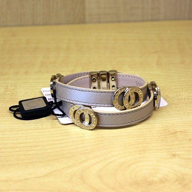 BVGARI doubled coiled bracelet #bvgari #bracelet #modahouse #modaoutlet #dubai #uae