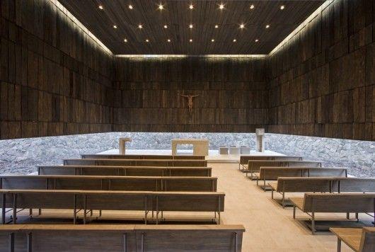 Capela Del Retiro / Cristián Undurraga (Valle de Los Andes)