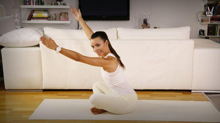 Pilates Sexy Arms: Dein Workout für schlanke Arme und eine straffe Brust
