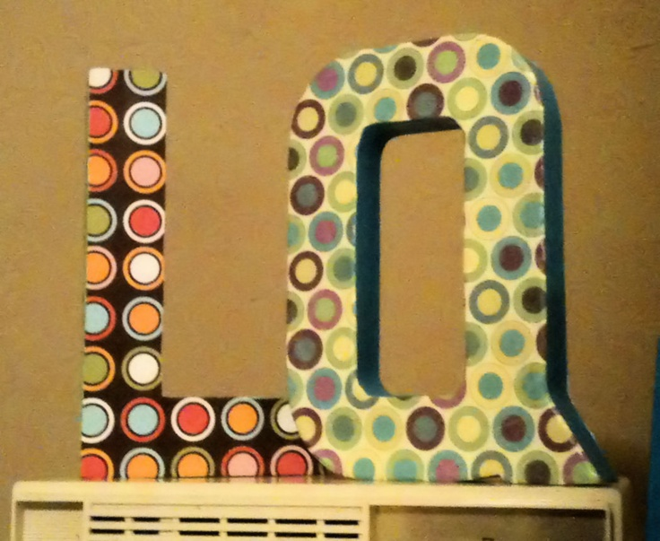 17 Best Images About Cardboard Letter Ideas On Pinterest