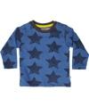 Minymo star printed baby T-shirt