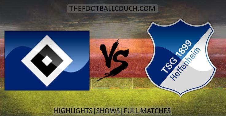 [Video] Bundesliga Hamburger SV vs Hoffenheim Highlights - http://ow.ly/ZHQXe - #HamburgerSV #TSGHoffenheim #soccerhighlights #footballhighlights #football #soccer #fussball #germanfootball #thefootballcouch