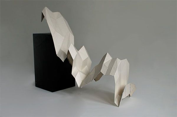 Stock Market & World GDP Statistical Data Sculptures - information aesthetics