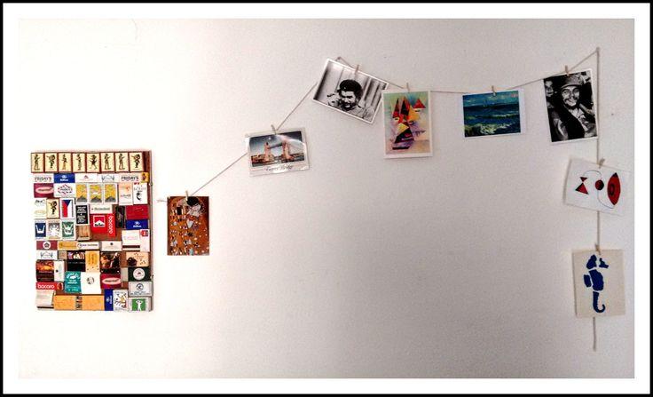 Ιδέες για τους τοίχους μας.