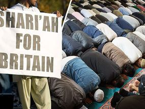 MORE than four in ten British Muslims want to see at least some aspects of Sharia Law in force in the UK, an opinion poll revealed last night.