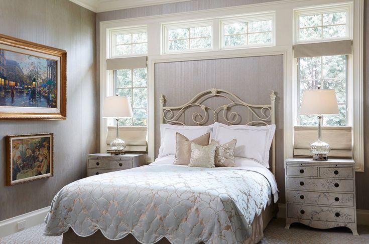 Тканевые жалюзи для спальни