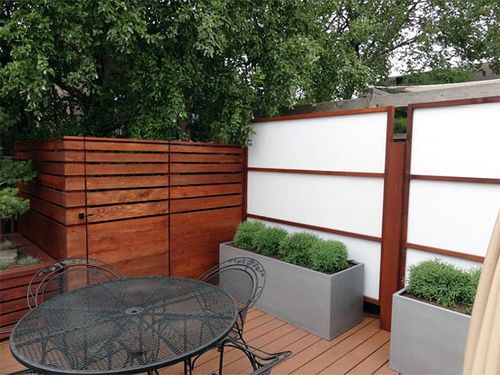 17 Best Images About Fence On Pinterest Mid Century