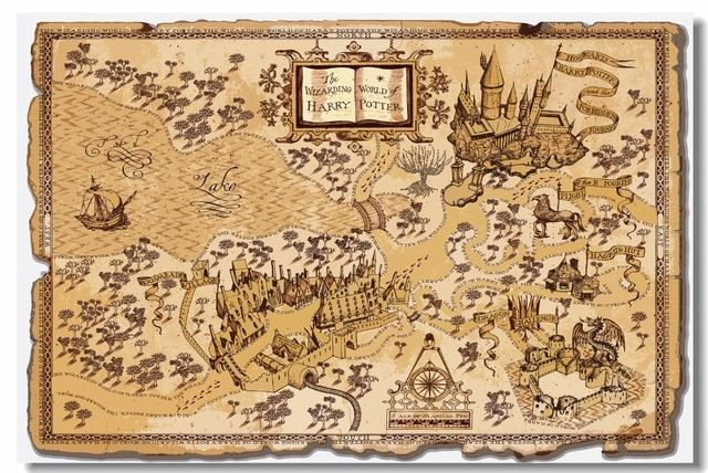 Marauders Map Poster Google Search Harry Potter Free Harry Potter Printables Harry Potter Theme