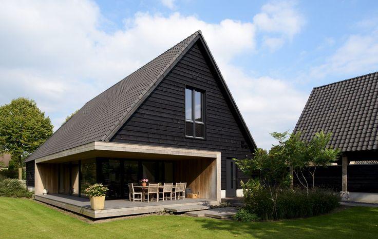Dit is de eerste woning, welke mogelijk is geworden dankzij het nieuwe bestemmingsplan Veghels Buiten.