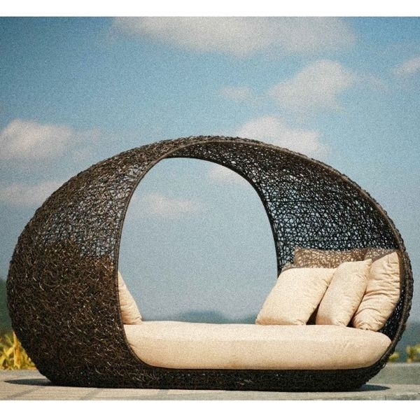 My Daybed outside: Outdoor Beds, Outdoor Daybed, Outdoor Furniture, Outdoor Lounges, Google Search, Gardens Furniture, Outdoor Wicker Furniture, Daybeds, Dreams Gardens