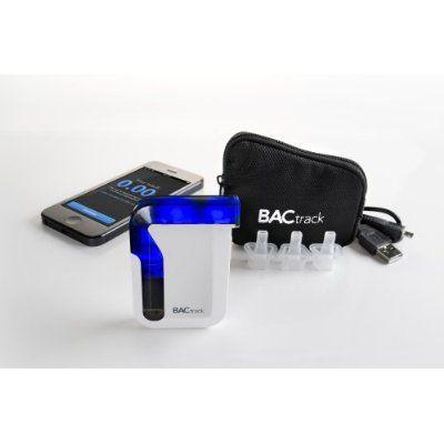 BACtrack BT-M5 Mobile Breathalyzer Smartphone Alcohol Tester