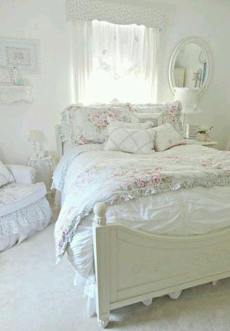 Cool 60 Romantic Shabby Chic Bedroom Decorating Ideas https://wholiving.com/60-romantic-shabby-chic-bedroom-decorating-ideas