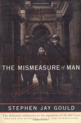 The Mismeasure of Man by Stephen J Gould http://www.amazon.co.uk/dp/0393314251/ref=cm_sw_r_pi_dp_48prub1STV8NW