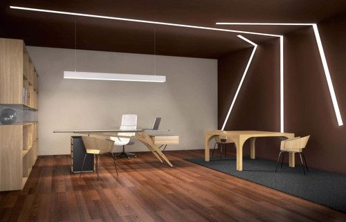 Linear Led And T5 Lighting System Lighting Solutions Nz