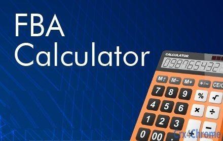 calculator fba