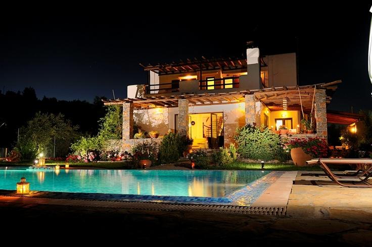 Villa Sibyl in Chania, Crete