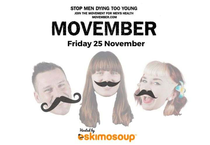 Movember Face-off Friday