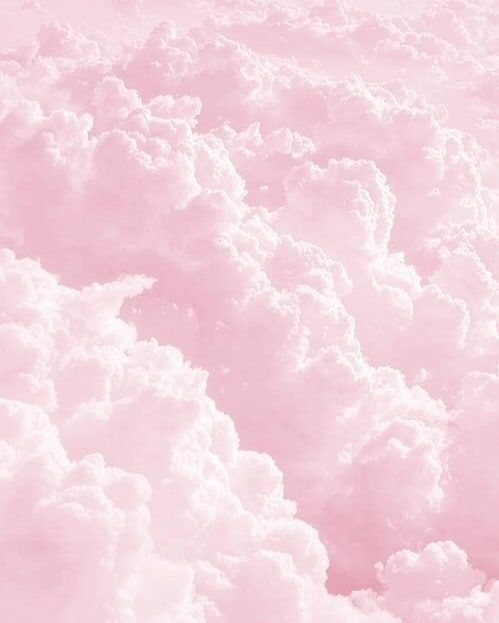 Beautiful Iphone Backgrounds: Pink Clouds Wallpaper, Pastel