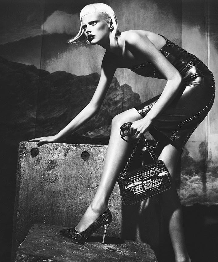 Versace - Versace F/W 12