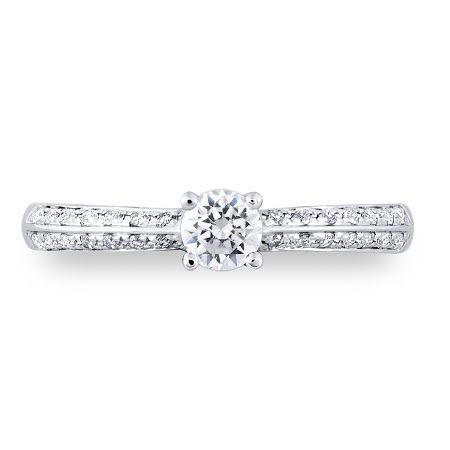 LIYA Diamond Engagement Ring priced from $2000.00 http://diamondgalleria.com.au
