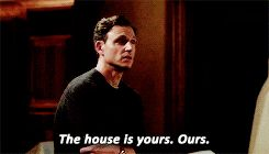 He built Liv a freaking house!! | Community Post: 16 Reasons We Love Fitzgerald Grant III
