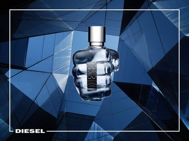 Only The Brave DIESEL eau de toilette - parfum pour homme - perfume for him - men fragrance