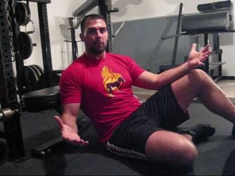 Barbell Deadlifts   How to Get a Nice Butt: A Glute Workout for Men