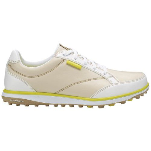 2014 Ashworth Cardiff ADC Spikeless Ladies Leather Golf Shoes Light Khaki 4UK Ashworth http://www.amazon.co.uk/dp/B00IUGTL56/ref=cm_sw_r_pi_dp_H-5tvb1PHH7G9