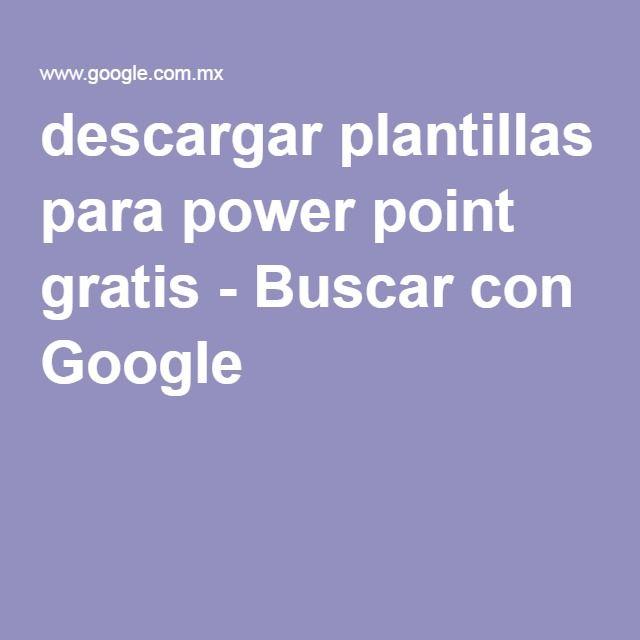 descargar power point gratis