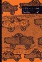 dibujo de una ciudad-teju behan- Un libro hecho a mano (fabricado con papel artesanal y serigrafiado manualmente) en el que el arte y el diseño cobran protagonismo para ofrecer la admirable autobiografía de Teju Behan (o Tejubehan), una artista autodidacta que cuenta su migración cuando era adolescente desde su pobre aldea hasta las chabolas de Bombay. Lo cuenta desde el presente, cuando ha conseguido ganarse la vida gracias al canto y al arte. El texto sin ambages conserva la inmediatez de…