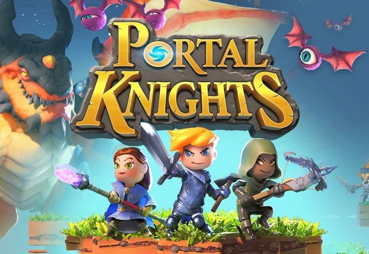 WIN 1 of 8 Portal Knights 3D Games on PS4 or Xbox One